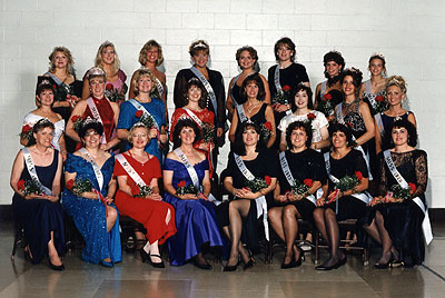 Miss Hoyt Lakes Queen Coronation