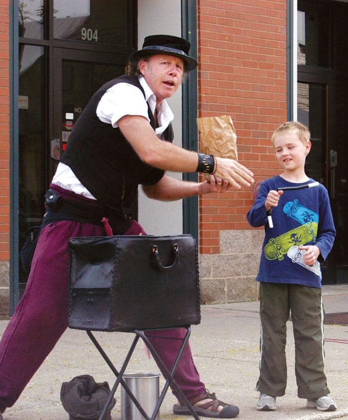Nick Sharpe Magician