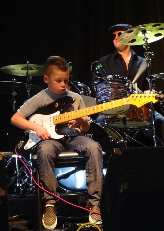 Blues For Kids Harmonica Workshop, by Musician Joe Flip